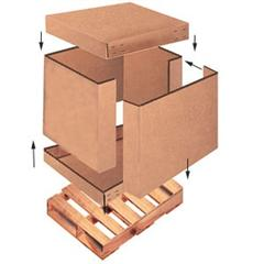 Low Cost Bulk Cargo Containers